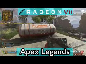 Apex Legends Gameplay Test On Radeon VII And Core-i5 8600K