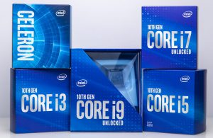 Core i5-10400 and Core i3-10100 – the Intel 10th Generation Review
