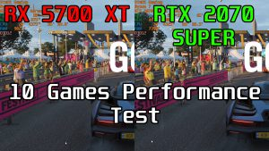 RTX 2070 SUPER vs. RX 5700 XT