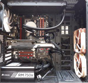 AMD top Spring 2015 System VS AMD mid-range Spring 2020